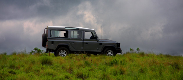 4x4 trails South Africa