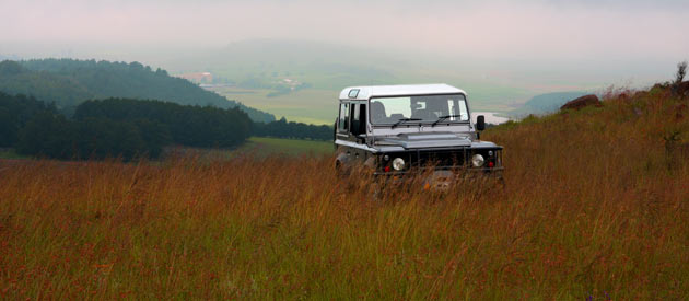 South Africa - The Maloti Mountains Drive