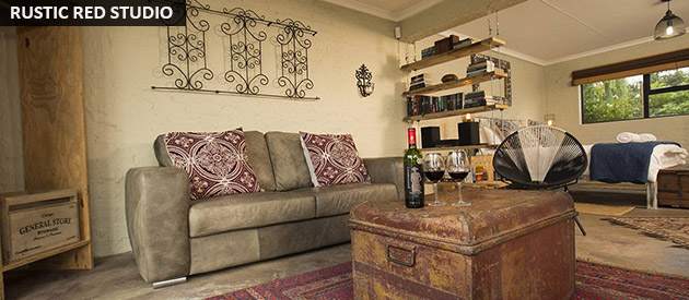 Golden View - Clarens accommodation - Eastern Free State
