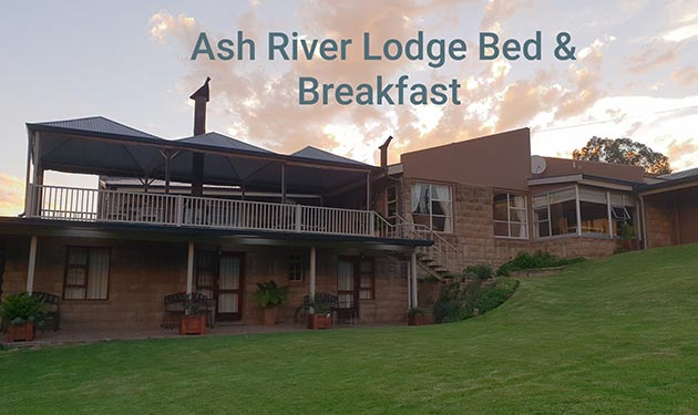 ASH RIVER LODGE B&B