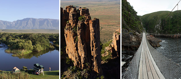 South African National Parks - SANParks