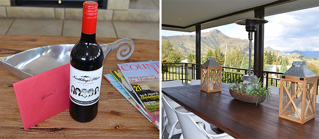 Neethling's Place - Clarens accommodation - Free State
