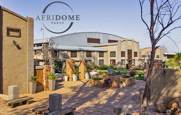 Afridome, showgrounds, parys, free state, accommodation, hotel, conferences, horse riding, stable yards, horse racing, venue, indoor rings, outdoor rings