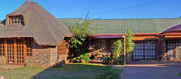 EBONY AND IVORY GUESTHOUSE, BLOEMFONTEIN