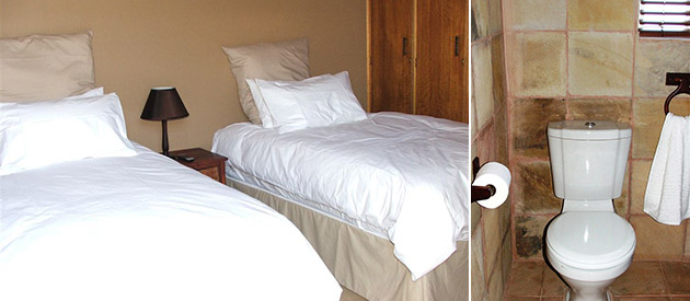 Simoni Guesthouse - Welkom accommodation - Free State