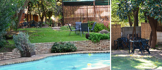 Riverbush Lodge - Parys accommodation - Free State