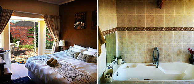 Aqua View Riverside Guest House - Parys accommodation - Free State