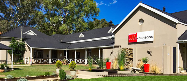 Hendersons Lodge - Senekal accommodation - Free State