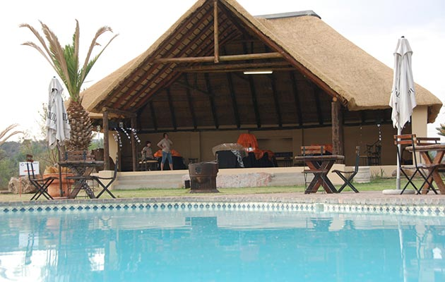 Stonehenge in Africa - Parys accommodation - Free State