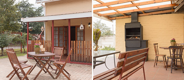 Mooigezicht Guest House - Clarens accommodation - Free State