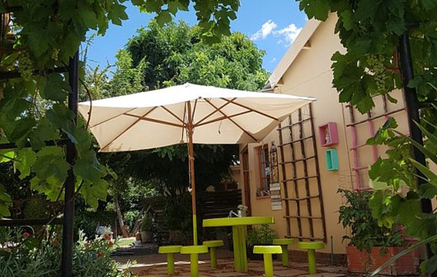 Kipepeo Guest House - Boshof accommodation - Free State