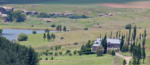 Fouriesburg, located in the Thabo Mofutsanyana region of Free State Province in South Africa