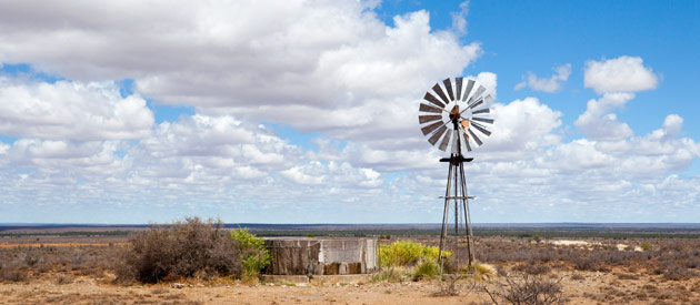 Heilbron, in the Northern Free State region of the Free State Province, South Africa